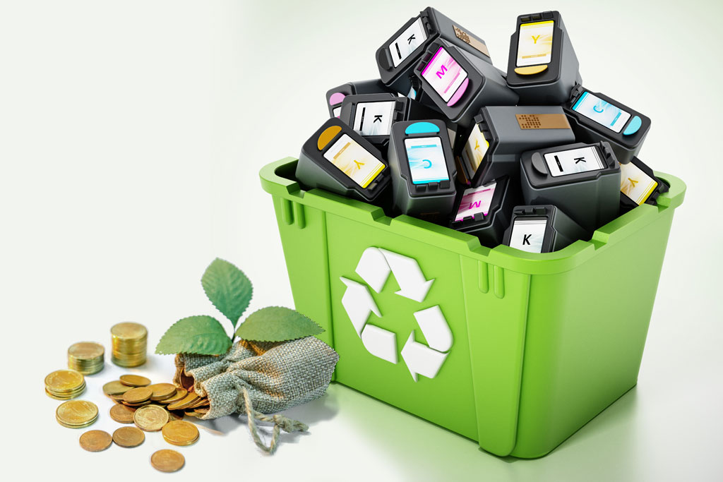 Too Many Unused Toner Cartridges are Getting Thrown Away Sell Them for Cash Instead