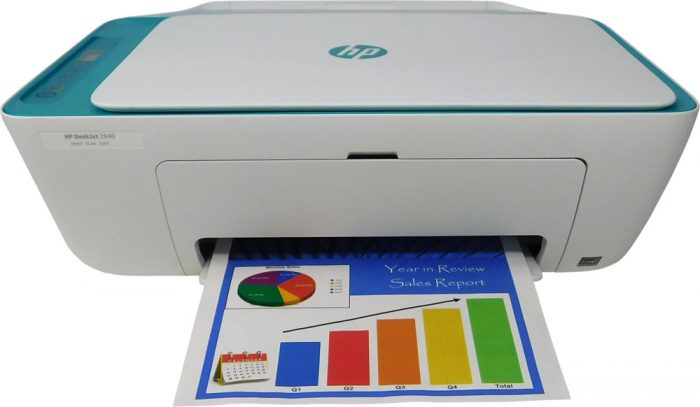 HP DeskJet 2640 All-in-One Printer Refurbished
