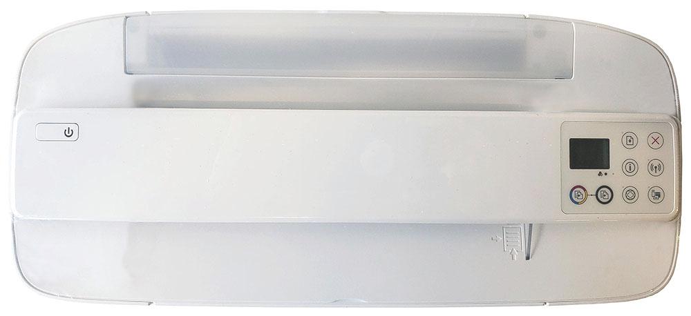 HP DeskJet 3755 All-in-One Printer Refurbished (Gray)