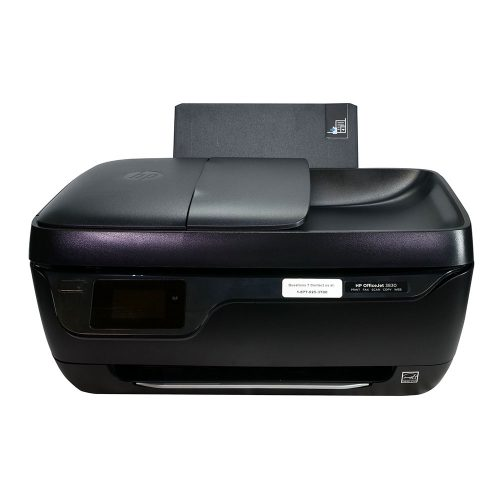HP OfficeJet 3830 All-in-One Refurbished Touchscreen Wireless Printer