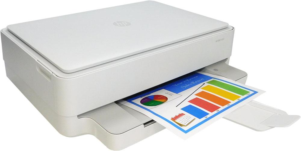 HP Envy 6052 All-in-One Printer Refurbished
