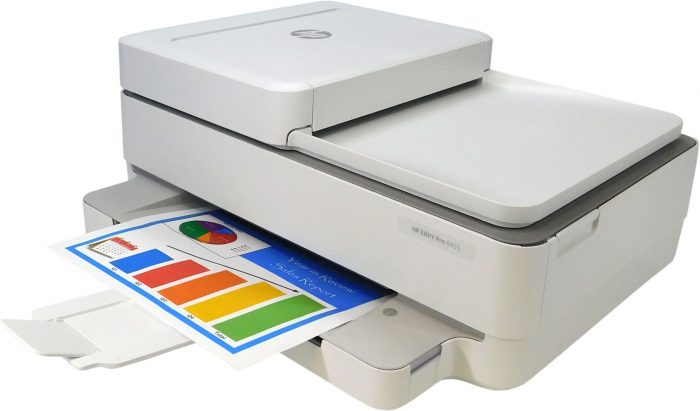 HP Envy Pro 6455 All-in-One Printer Refurbished