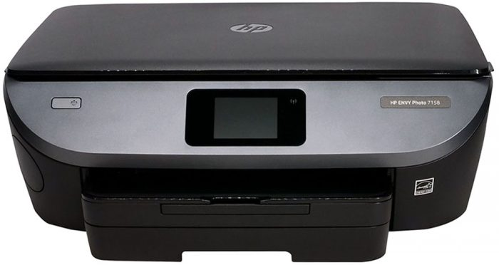 HP Envy Photo 7158 All-In-One Wireless InkJet Printer Refurbished