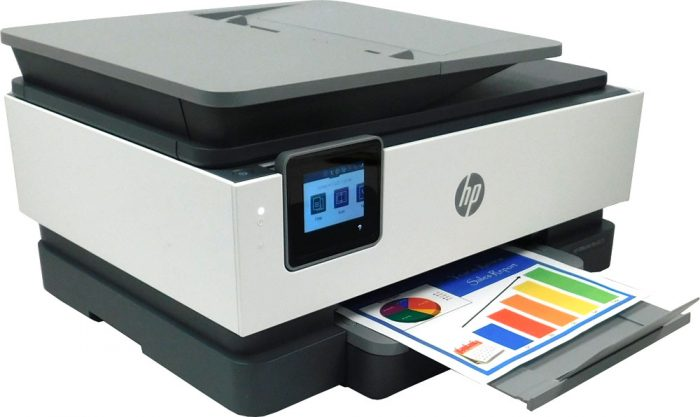 HP 8025 OfficeJet Pro All In One Printer Refurbished