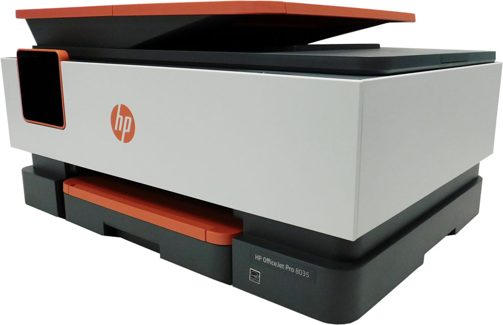HP OfficeJet Pro 8035 All in one - Refurbished Printer (Red)